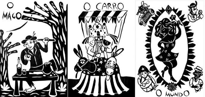 Tarô Nordestino – Campanha no Catarse   Tarot Diário
